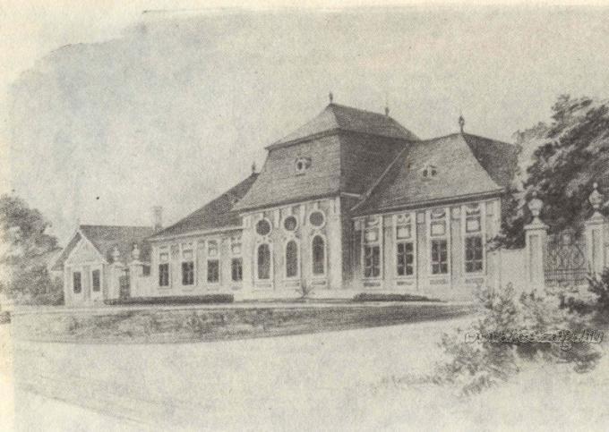Keszeg kastély 1911