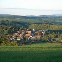 Keszeg kastély falu