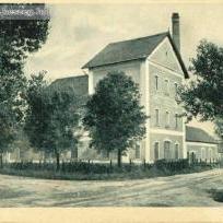 Szeszgyár 1930 ( korabeli képeslapon )